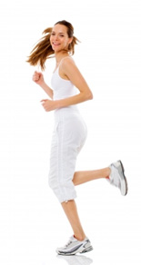 Exercise can be helpful for IBS