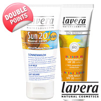 Lavera Natural Sun Care