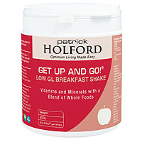 BioCare Get Up and Go Low GL Breakfast Shake Powder - 300g Powder