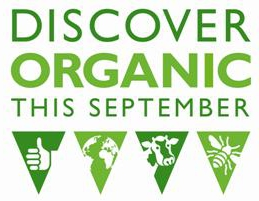 Discover Organic This September