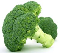 Broccoli is high in Choline