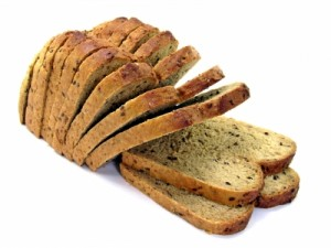 Wholegrain Bread contains fibre