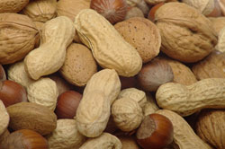 Nuts contain CoQ10