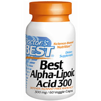 Alpha Lipoic Acid may help combat type 2 diabetes.
