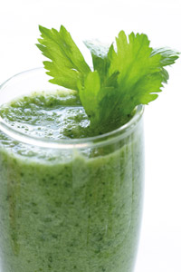 Sun Chlorella Green Smoothie