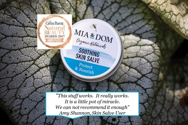 Mia & Dom – Our Skin and How Eczema Effects It